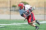 Palos Verdes, CA 04/26/09 -  Danny Gates (PV#12)