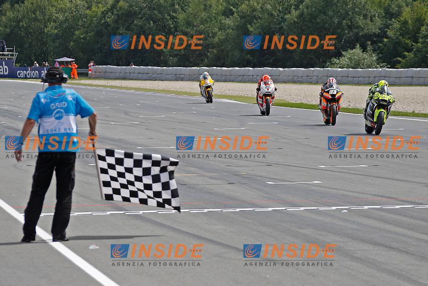 .14-08-2011 Brno (CZE).Moto2.in the picture: Andrea Iannone - Speed Master team .Foto Insidefoto Semedia