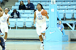 24 November 2012: North Carolina's Tierra Ruffin-Pratt. The University of North Carolina Tar Heels played the La Salle University Explorers at Carmichael Arena in Chapel Hill, North Carolina in an NCAA Division I Women's Basketball game. UNC won the game 85-55.