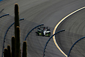 2017 IndyCar Media Day - Track Action<br /> Phoenix Raceway, Arizona, USA<br /> Saturday 11 February 2017<br /> Charlie Kimball<br /> World Copyright: Phillip Abbott/LAT Images<br /> ref: Digital Image _90V8009