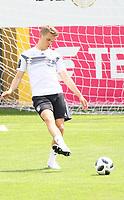 Matthias Ginter (Deutschland Germany) - 31.05.2018: Training der Deutschen Nationalmannschaft zur WM-Vorbereitung in der Sportzone Rungg in Eppan/Südtirol