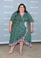 NEW YORK, NY - MAY 14: Chrissy Metz at the 2018 NBCUniversal Upfront at Rockefeller Center in New York City on May 14, 2018. <br /> CAP/MPI/RW<br /> &copy;RW/MPI/Capital Pictures