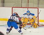John Abbott Lady Islanders versus Lynx d'Édouard-Monpetit