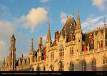 Bruges: Market Square & Bell Tower