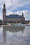 Den Haag, Exterieur van het Vredespaleis, ICJ, Den Haag ,