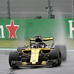 31.08.2018, Autodromo di Monza, Monza, FORMULA 1 GRAN PREMIO HEINEKEN D'ITALIA 2018<br />,im Bild<br />Nico H&uuml;lkenberg (GER#27), Renault Sport F1 Team<br /> <br /> Foto &copy; nordphoto / Bratic