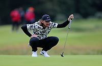210719 | The 148th Open - Final Round<br /> <br /> Tommy Fleetwood of England on the 14th during the final round of the 148th Open Championship at Royal Portrush Golf Club, County Antrim, Northern Ireland. Photo by John Dickson - DICKSONDIGITAL