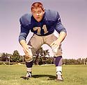Detroit Lions Alex Karras (71) portrait from his 1959 season with the Detroit Lions. Alex Karras played for 12 season, all with the Detroit Lions and was a 4-time Pro Bowler.(SportPics)