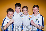 Spa quiz team that won the Quiz at the All Ireland Scor na nÓg finals in the INEC on Saturday