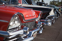 Display of classic cars, TEOE
