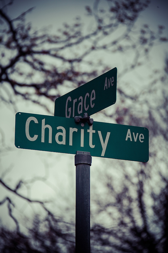Charity and Grace Abound