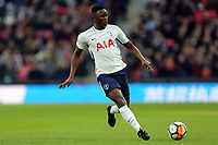 Victor Wanyama of Tottenham during Tottenham Hotspur vs AFC Wimbledon, Emirates FA Cup Football at Wembley Stadium on 7th January 2018
