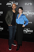 "Keegan-Michael Key and Elisa Pugliese Key at the World Premiere of ""John Wick: Chapter 3 Parabellum"", held at One Hanson in Brooklyn, New York, USA, 09 May 2019"