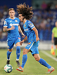 Getafe CF's Marc Cucurella during friendly match. August 10,2019. (ALTERPHOTOS/Acero)