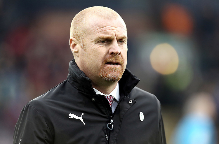 Burnley manager Sean Dyche <br /> <br /> Photographer Rich Linley/CameraSport<br /> <br /> Emirates FA Cup Third Round - Burnley v Barnsley - Saturday 5th January 2019 - Turf Moor - Burnley<br />  <br /> World Copyright © 2019 CameraSport. All rights reserved. 43 Linden Ave. Countesthorpe. Leicester. England. LE8 5PG - Tel: +44 (0) 116 277 4147 - admin@camerasport.com - www.camerasport.com
