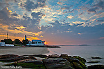 New London Harbor Light, New London, CT, USA
