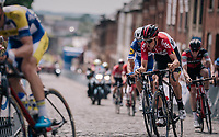 Tiesj Benoot (BEL/Lotto-Soudal)<br /> <br /> Belgian National Championships 2018 (road) in Binche (224km)<br /> ©kramon