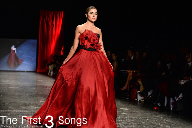American Heart Association's Go Red For Women - Olivia Culpo
