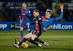 11.02.2019: Ross County v Inverness CT: Michael Gardyne and Coll Donaldson