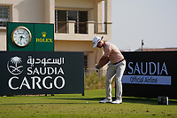 Brandon Stone (RSA) on the 11th during Round 1 of the Saudi International at the Royal Greens Golf and Country Club, King Abdullah Economic City, Saudi Arabia. 30/01/2020<br /> Picture: Golffile | Thos Caffrey<br /> <br /> <br /> All photo usage must carry mandatory copyright credit (© Golffile | Thos Caffrey)