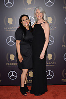 NEW YORK - MAY 18: Stacey Sharpiro and Edie Cooper attend the 78th Annual Peabody Awards at Cipriani Wall Street on May 18, 2019 in New York City. (Photo by Anthony Behar/FX/PictureGroup)