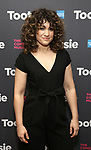 """Sarah Stiles attends the Cast Meet & Greet for Broadway's """"Tootsie"""" The Musical at the New York Mariott Marquis Hotel on March 13, 2019 in New York City."""