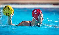 Stanford, CA; Saturday January 31, 2015; Women's Water Polo, Stanford vs UC Davis