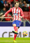 Atletico de Madrid's Diego Godin during La Liga match. December 16,2017. (ALTERPHOTOS/Acero)