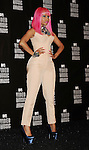 LOS ANGELES, CA. - September 12: Singer Nicki Minaj  poses in the press room at the 2010 MTV Video Music Awards held at Nokia Theatre L.A. Live on September 12, 2010 in Los Angeles, California.