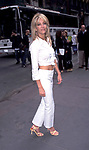 Heather Locklear attends the ABC Upfront 2001<br />
