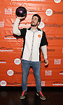 Vinny Guadagnino attends the 30th Annual Second Stage All-Star Bowling Classic at Lucky Strike on January 30, 2017 in New York City.