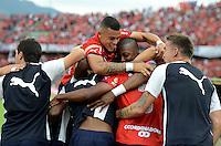 Deportivo Independiente Medellin vs  Once Caldas, 14-05-2016. LA I_2016