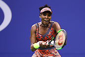 5th September 2017, Flushing Meadowns, New York, USA;  VENUS WILLIAMS (USA) during day nine match of the 2017 US Open on September 5, 2017, at Billie Jean King National Tennis Center in Flushing Meadow