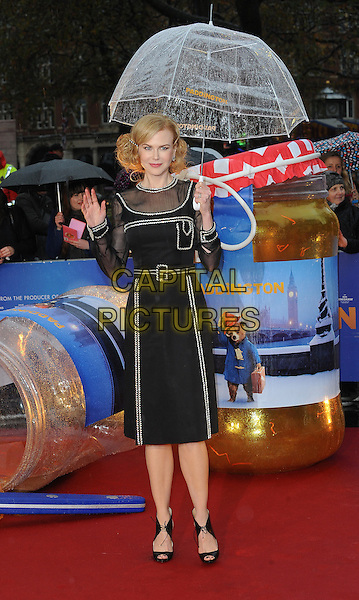 LONDON, ENGLAND - NOVEMBER 23: Nicole Kidman attends the World Premiere of Paddington at Odeon Leicester Square on November 23, 2014 in London, England.<br /> CAP/BEL<br /> &copy;Tom Belcher/Capital Pictures