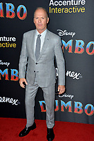 """LOS ANGELES, CA. March 11, 2019: Michael Keaton at the world premiere of """"Dumbo"""" at the El Capitan Theatre.<br /> Picture: Paul Smith/Featureflash"""