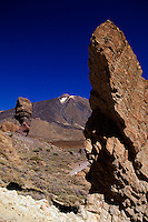 Spanien, Kanarische Inseln, Teneriffa, Teide-Park, Los Roques, Unesco-Weltkulturerbe