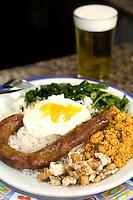 Belo Horizonte - MG, 03/03/2007...O Café Palhares é um dos pontos mais tradiconais de Belo Horizonte. O Kaol, seu prato principal, é o destaque do café...FOTO: JOAO MARCOS ROSA / AGENCIA NITRO