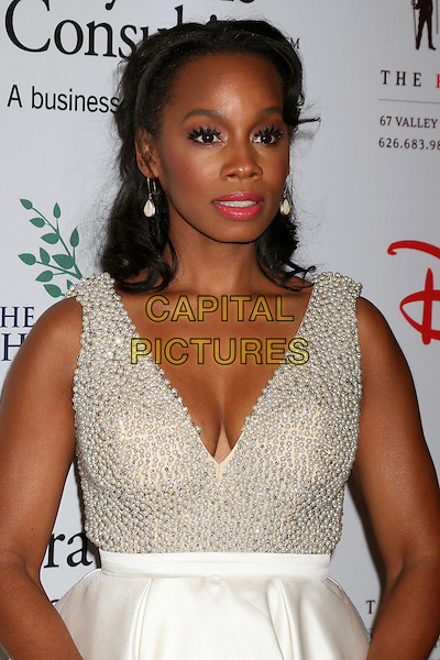 ANAHEIM, CA - NOVEMBER 01: Anika Noni Rose at The Walt Disney Family Museum Gala at Disneyland on November 1, 2016 in Anaheim, California. <br /> CAP/MPI/DE<br /> &copy;DE/MPI/Capital Pictures