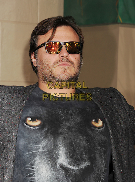 HOLLYWOOD, CA - DECEMBER 09: Actor Jack Black arrives at the 'The Hobbit: The Battle Of The Five Armies' at Dolby Theatre on December 9, 2014 in Hollywood, California.<br /> CAP/ROT/TM<br /> &copy;TM/ROT/Capital Pictures
