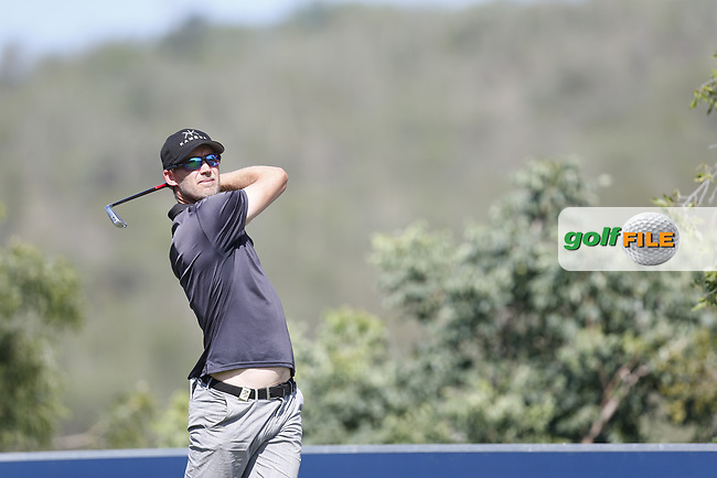 Niklas Lemke (SWE) during the 3rd round of the Alfred Dunhill Championship, Leopard Creek Golf Club, Malelane, South Africa. 15/12/2018<br /> Picture: Golffile | Tyrone Winfield<br /> <br /> <br /> All photo usage must carry mandatory copyright credit (&copy; Golffile | Tyrone Winfield)