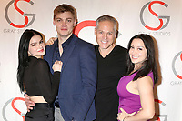 LOS ANGELES - FEB 1:  Ariel Winter, Levi Meaden, David Gray, Shanele Gray at the Gray Studios Film Camp Screening at the Raleigh Studios on February 1, 2019 in Los Angeles, CA