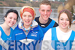 REGATTA: Kelly Moriarty, Deirdre O'Donoghue, Sean Divane and Sarah Evans from Killorglin Rowing club who raced at the regatta in Killorglin on Saturday.   Copyright Kerry's Eye 2008