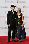 London, UK. 8 May 2016. Wolf Hall actor Mark Rylance. Red carpet  celebrity arrivals for the House Of Fraser British Academy Television Awards at the Royal Festival Hall.