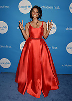 BEVERLY HILLS, CA - APRIL 14: YouTube personality/actress Lilly Singh attends the 7th Biennial UNICEF Ball at the Beverly Wilshire Four Seasons Hotel on April 14, 2018 in Beverly Hills, California.<br /> CAP/ROT/TM<br /> &copy;TM/ROT/Capital Pictures