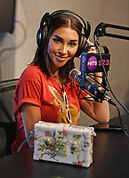 HOLLYWOOD, FL - MAY 14: Chantel Jeffries poses for a portrait during the Hits 97.3 Drive at Five at radio station Hits 97.3 on May 14, 2018 in Hollywood, Florida.  <br /> CAP/MPI04<br /> &copy;MPI04/Capital Pictures