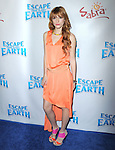 Bella Thorne at Weinstein Company L.A. Premiere of Escape from Planet Earth held at The Chinese 6 Theater in Hollywood, California on February 02,2013                                                                   Copyright 2013 Hollywood Press Agency