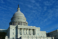 The U.S. Capitol on January 1, 2014.   (Photo by Don Baxter/Media Images International)