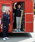 OLIMPIZAM, NOVI SAD, 24. May. 2012. - Ivana SPanovic. Zavrsne, sedamnaeste EkOlimpijske igre odrzane su danas na Trgu slobode u Novom Sadu. Foto: Nenad Negovanovic