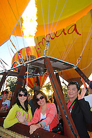 20140301 March 01 Hot Air Balloon Gold Coast