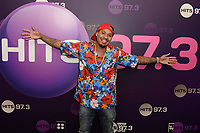 HOLLYWOOD, FL - JUNE 07: DJ Kass visits Hits 97.3 Drive at 5 at radio station Hits 97.3 on June 7, 2018 in Hollywood, Florida. <br /> CAP/MPI04<br /> &copy;MPI04/Capital Pictures